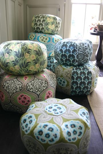 pouf cushions, indian style pillow