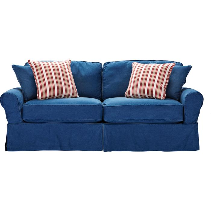 denim living room furniture on Denim Sofa Living Room Decor