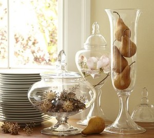 fall decor ideas for the dining room