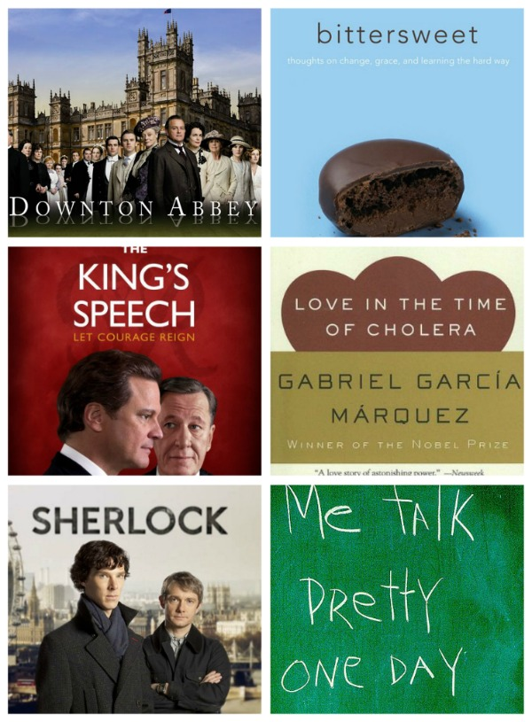 recommended books and moview