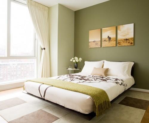 home decor using color