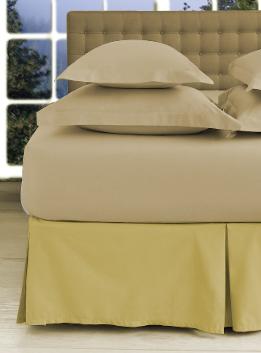 Vanilla Glacé White and Gold Bedroom Decor | Saffron Marigold