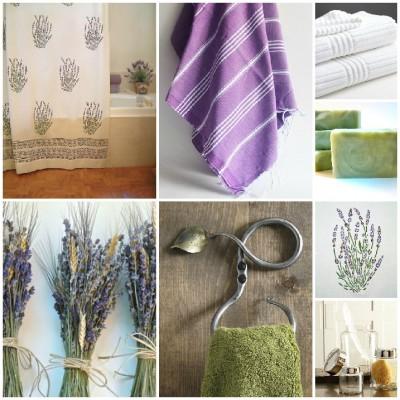 Lavender Dreams Bath Collection