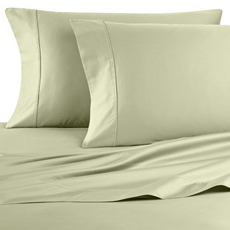 Fresh Green White And Lavender Bedroom Decor For Summer