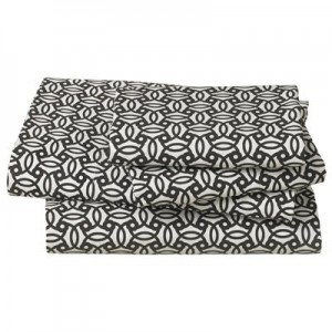 knotted trellis sheet set