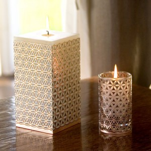 geometric exotic candle