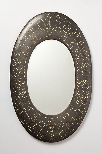 dark bronze mirror