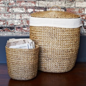natural laundry hamper