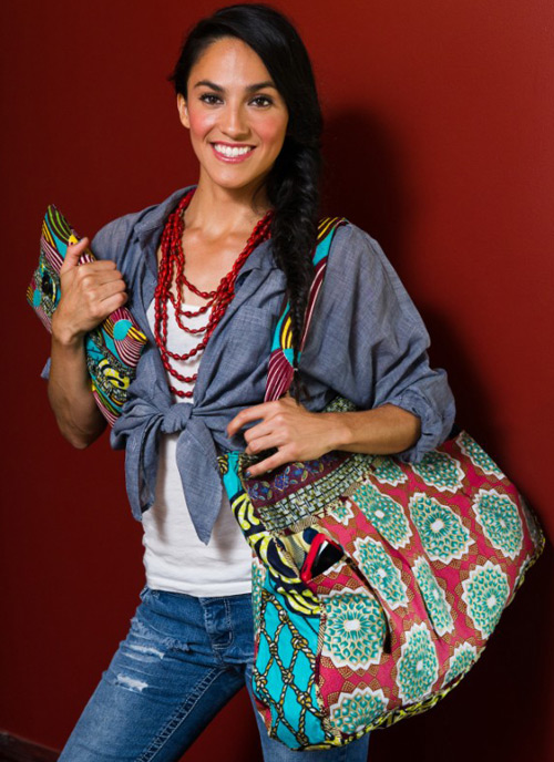 matilda jane fair trade bag