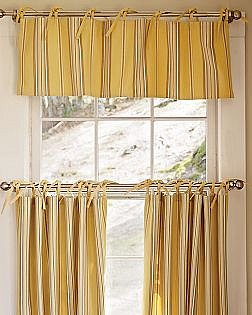 Café Curtains ...