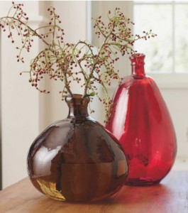 Red Balloon Vase - Viva Terra
