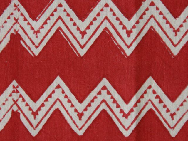 Spice Route Duvet - reverse pattern