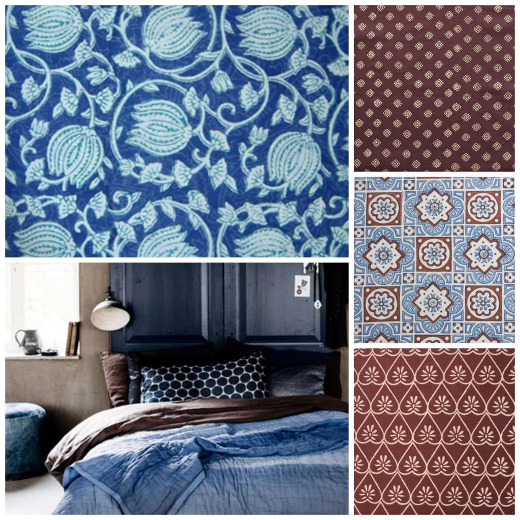 Clockwise from Top:  Midnight Lotus; Dreams of India; Ocean Breezes; For the Love of Chocolate; image via Le Sojorner