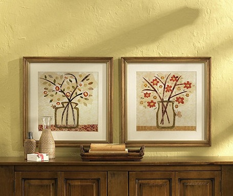 Botanical prints, Ballard Designs