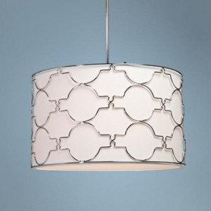 Moroccan pendant light, Lamps Plus