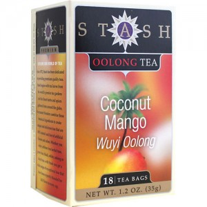 Coconut Mango Oolong - Stash