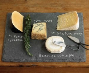 Slate Cheese Board - Vivaterra