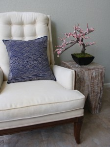 Pacific Blue Accent Pillow