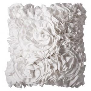 Jersey Ruffle Pillow - Target