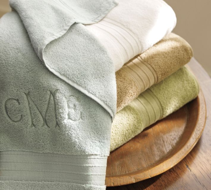 Hydro cotton bath towels