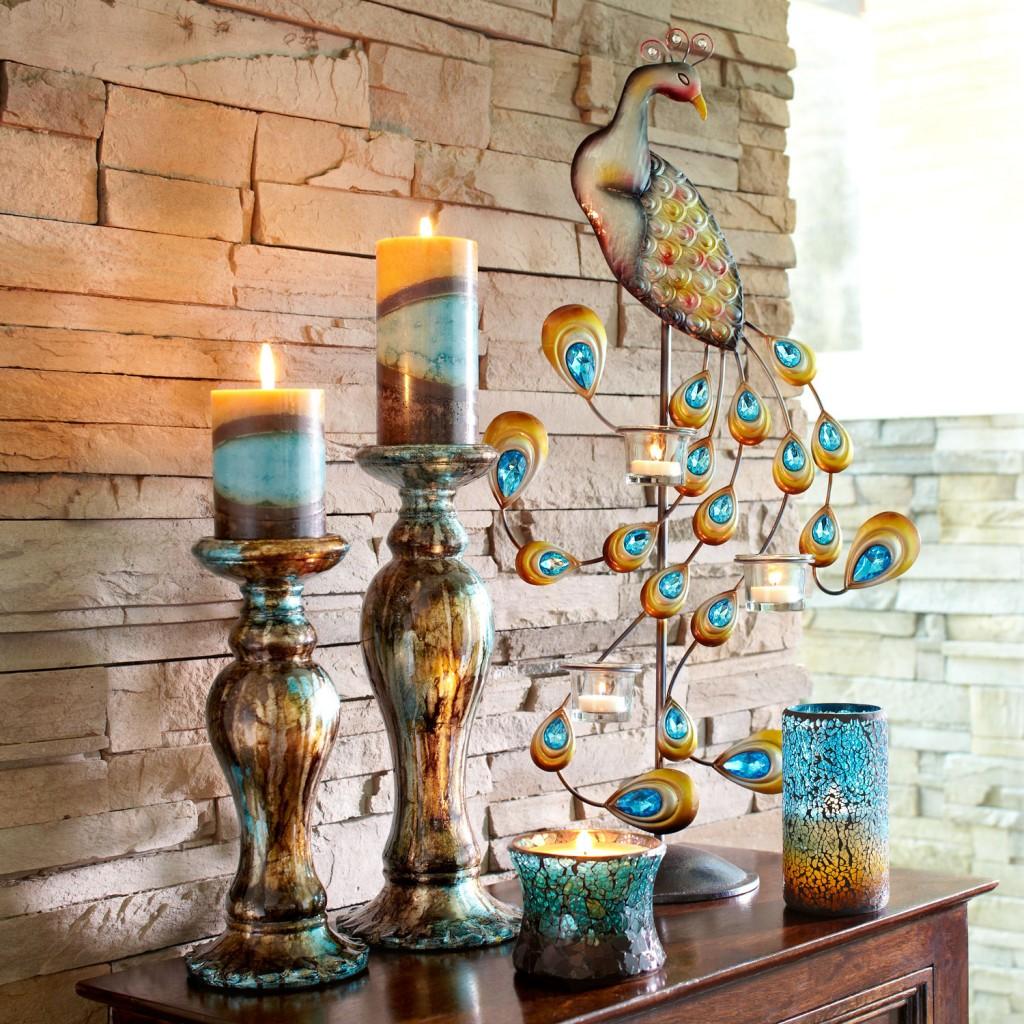 Peacock candles, Pier 1