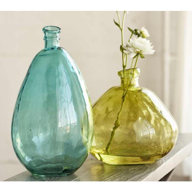 Recycled glass balloon vases, Viva Terra