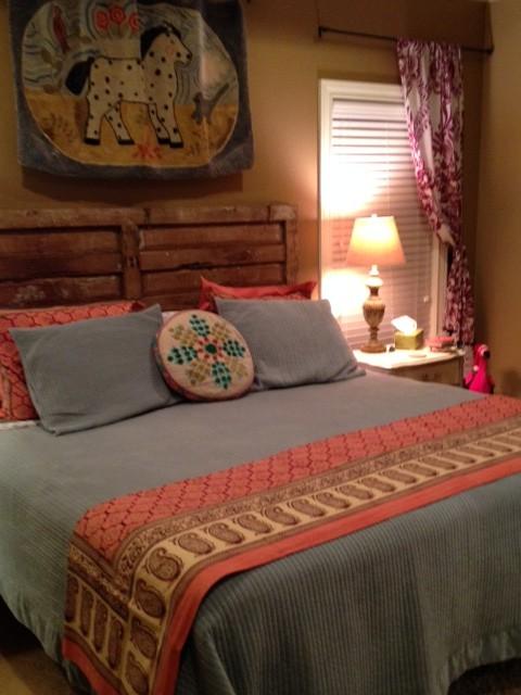 India Rose Bedspread