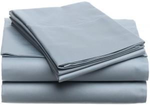 Egyptian Cotton Sheet set, Smokey Blue