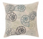 Knotted ocean pillow cover, Pottery Barn