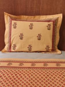 Indian Summer pillow shams