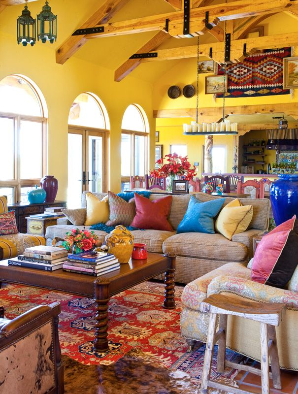 Design living room as well mexican living room on mexican living room