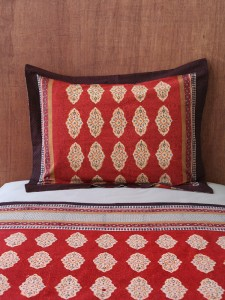 Spice Route pillow shams