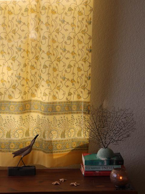 wv_yellow_summer_beach_curtain