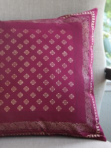 mr_doi_indian_style_red_and gold_cushion_detail