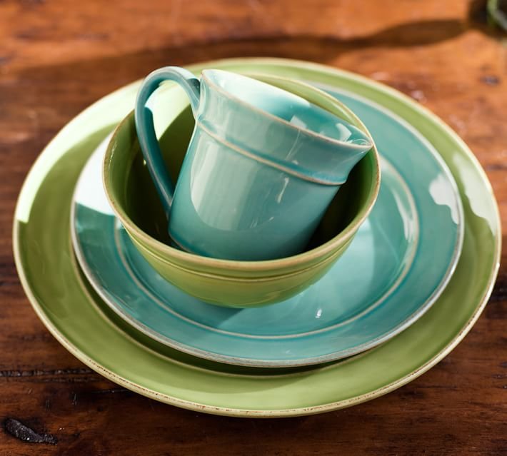 cambria turquoise and green PB