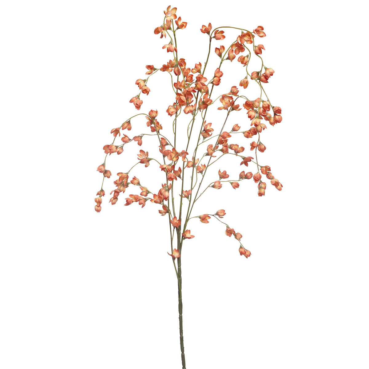 faux wild coral flowers P1