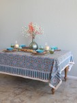 Mosaique Bleue Tablecloth