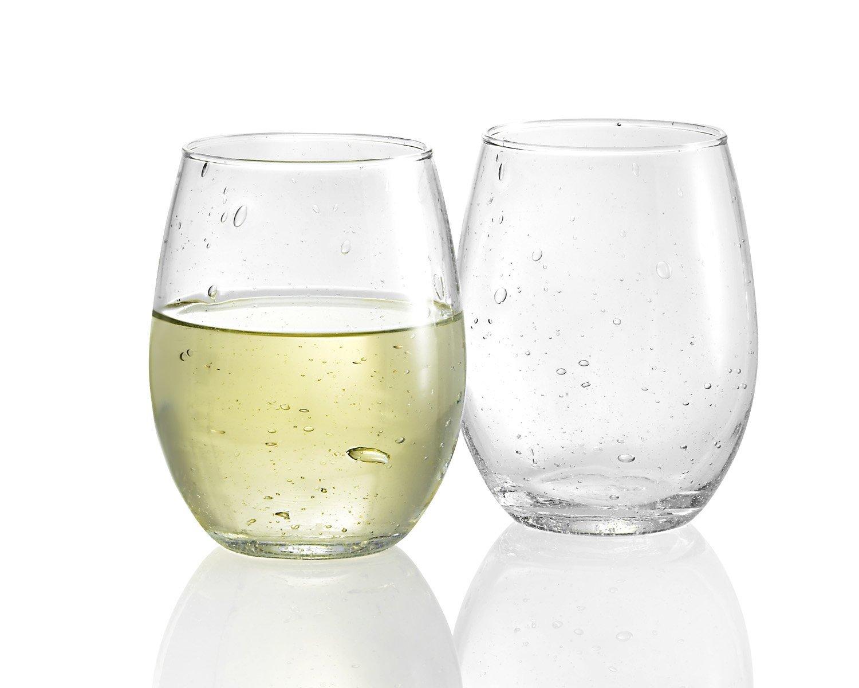 stemless wine glasses amazon luminarc