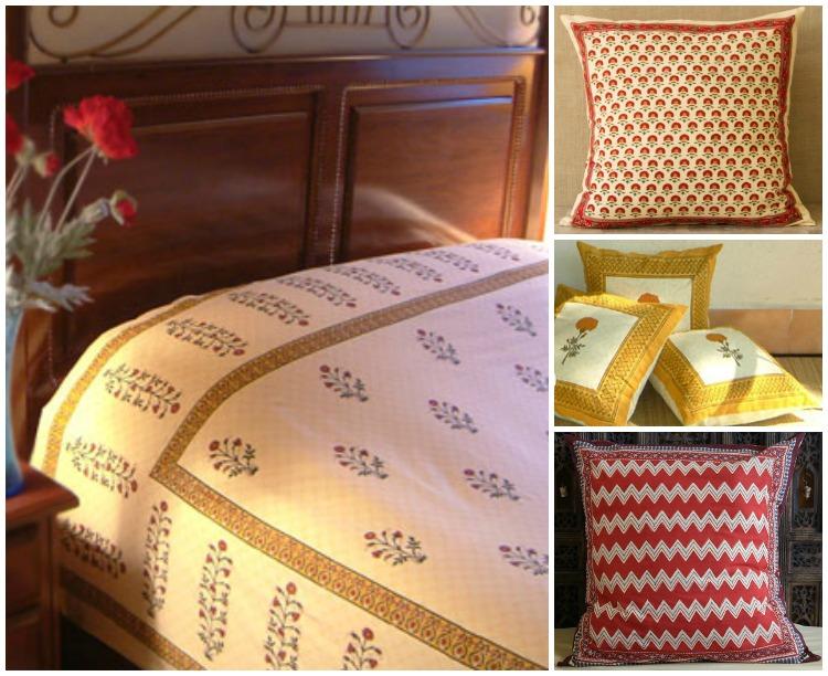 Red Poppy bedding