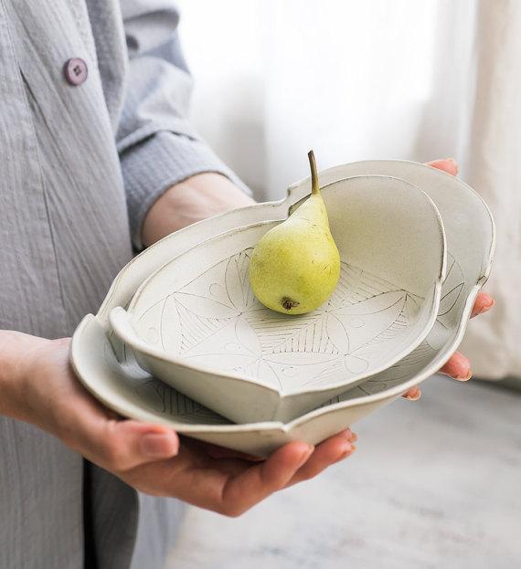 free folding ceramic bowls
