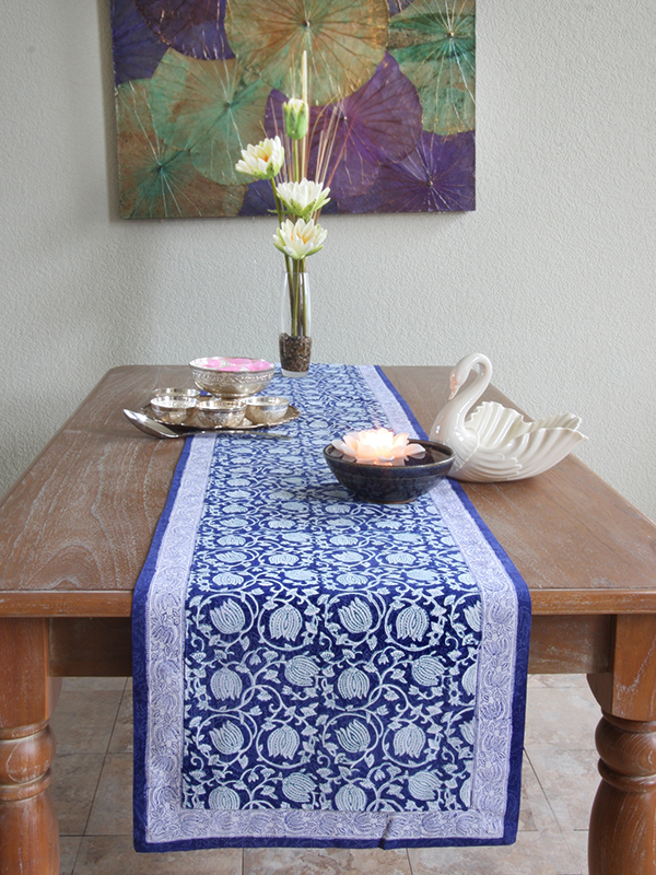 ml_asian_lotus_blue_floral_table_runner_main