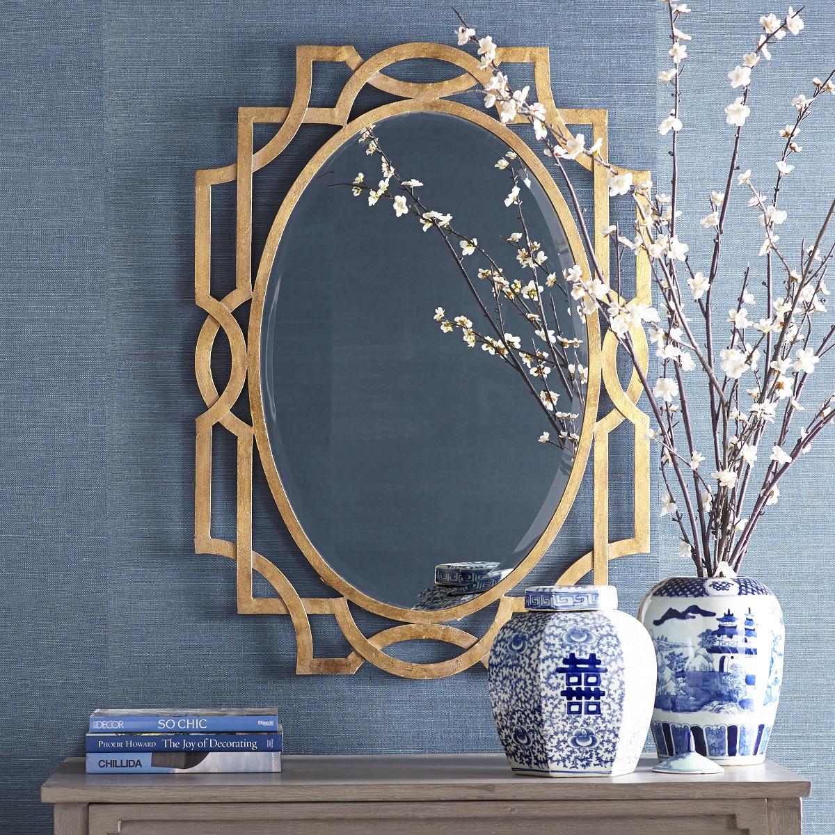 mirror mirror wisteria
