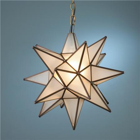superior moravian star shades of light