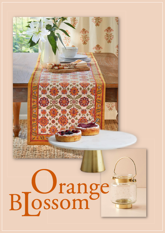 fall decor, table linen mediterranean style