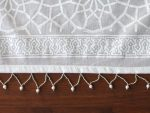 Royal Mansour Beaded Valance (Beadwork detail)