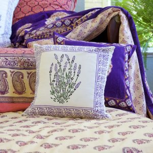 Lavender Dreams throw