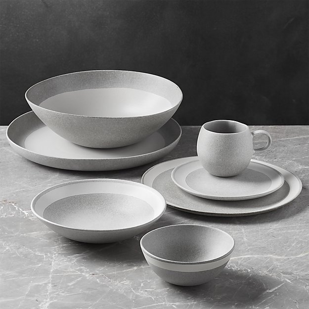 Pedra Artisan Dinnerware 16-Piece Set