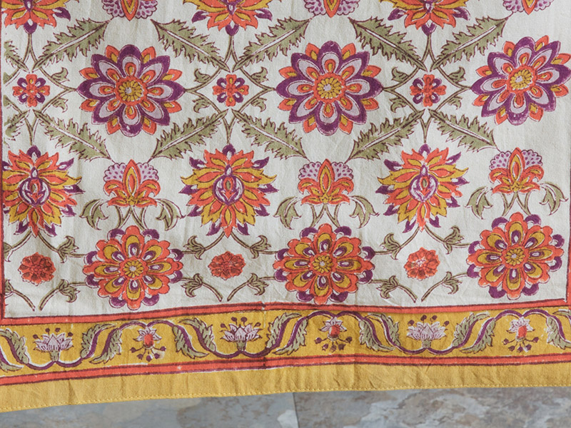 obl_orange_yellow_floral_persian_vintage_table_runner_border