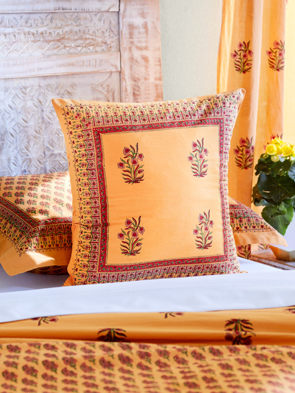 Pillows for a Moroccan style bedroom