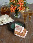 Orange Blossom Dinner Napkins